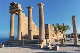 Lindos Ancient Acropolis - 219334855