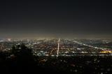 Los Angeles night view