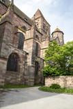 Marmoutier. Abbaye Saint Etienne. Alsace. Bas-Rhin. Grand Est