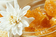 sweet honey on the table - 219392664