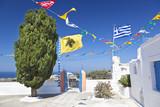 Greek Flags - 219441236