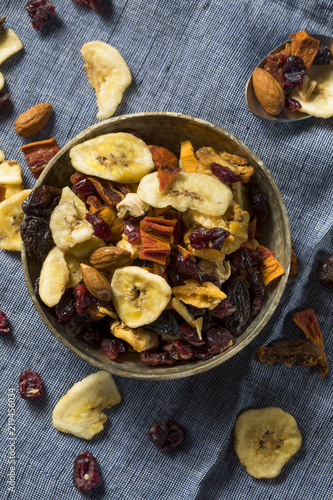 Organic Dried Fruit Trail Mix