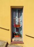 Menton - Beautiful window