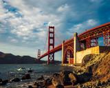 Golden Gate Bridge, Marshall's Beach
