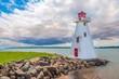 Lighthouse near Brighton beach in Charlottetown - Canada