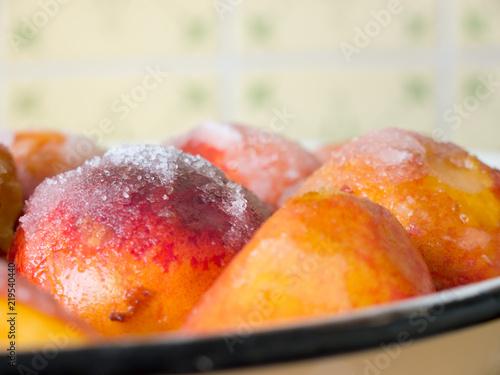 The nature Peaches. - 219540440