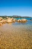 La plage de Reina Bianca en Sardaigne