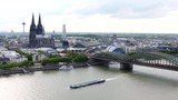 Cologne (Panoramic view), Germany - 219578298