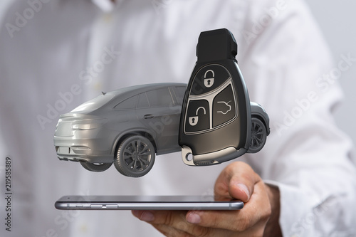 car keys - 219585889