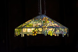 Hanging Tiffany Lamp - 219600262