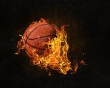Basketball game concept - 219610449