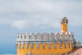Portugal. Cintra. The Pena Palace.