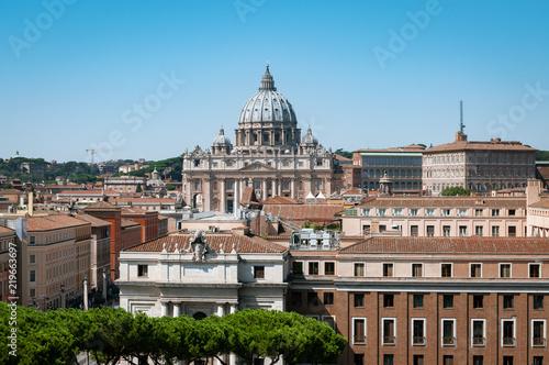 Saint Peter's Basilica in Vatican