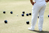 People playing bowls - 219670634