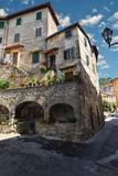 Scorcio di Olevano Romano - Roma - Lazio -Italia - 219676451