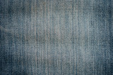 close up old jeans texture and background with space. - 219681066