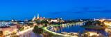 Fototapeta City - Panorama Krakowa © fotolupa