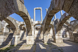 Turkey Izmir Agora ancient city - 219756630