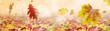 Leinwandbild Motiv Herbst 176