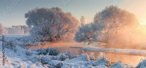 Winter landscape © alexugalek