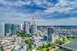 Innenstadt Frankfurt Luftbild
