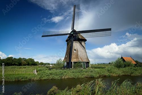 Strijkmolen I, Oterleek, NL
