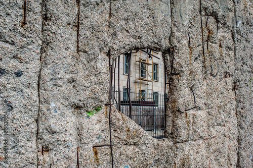 Remains of the Berlin Wall, Germany © stefanie
