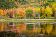 Autumn in Acadia National Park, Mount Desert Island, Maine, USA