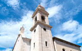 Church of the Holy Cross in Split, Croatia. - 219915453