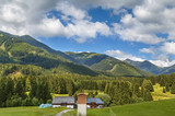 landscape in Styria, Austria - 219920629
