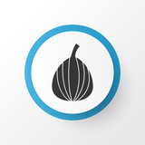 Delicious icon symbol. Premium quality isolated figs element in trendy style. - 219920841