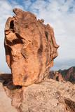 Stone in Calanques de Piana. Corsica - 219922442