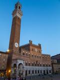Torre de Mangia del Ayuntamiento de Siena - 219950624