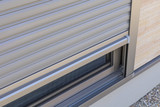 新築住宅の窓のシャッター - 219965006
