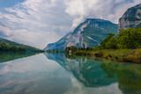 Lago Toblino Paesaggio