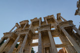 EPHESUS (EFES) ARCHEOLOGİCAL SİTE,TURKEY-The Celsus Library. - 220085031