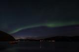 Fototapeta Rainbow - Aurora borealis in Norway © Designers