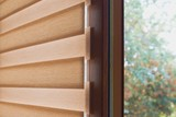 Window roller, duo system day and night, detail