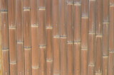 Background brown bamboo Board, natural wood texture