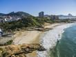 Quadro Devil's beach (Praia do Diabo), Rio de Janeiro Brazil, South America.