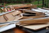 Umweltbelastung durch illegalen Müll - 220196221