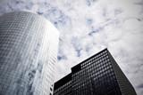Skyline of Financial District in Lower Manhattan in New York - 220206833