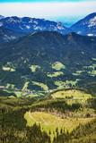 Watzmann massif in the Bavarian Alps near Berchtesgaden - 220223055