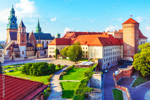 Wawel Castle and Cathedral in Krakow, Poland © Scanrail