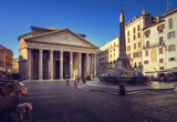 Pantheon in Rome, Italy - 220236857