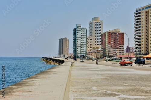 Malecón - La Habana