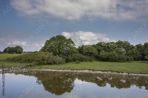 Fluss in Irland