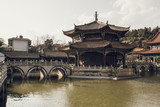 Temple in china - 220249006