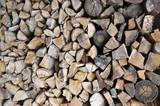 Holz textur Holzstappel Kaminholz holzstruktur vorlage tapete motiv moitvtapete - 220255650
