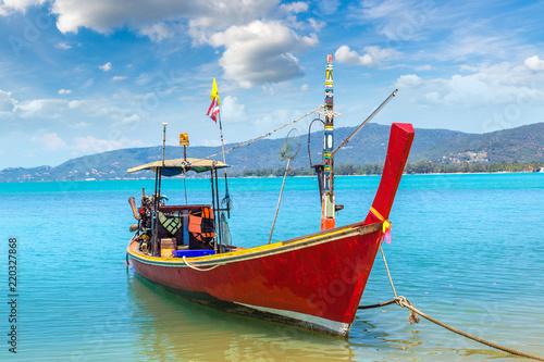 Fishing Boat on Samui